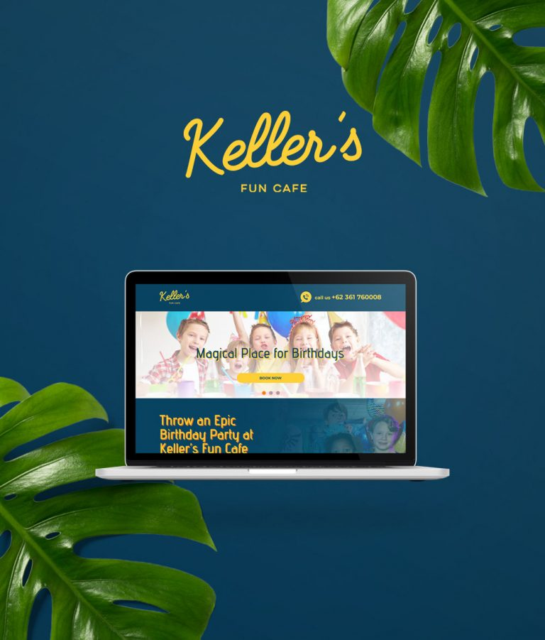 Keller's Fun Cafe